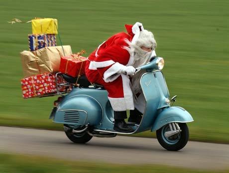 Père Noël était en retard pour les biscuits Photos Drôles